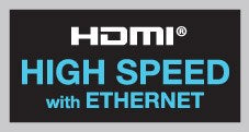 Vanco Performance Series High Speed HDMI 1.4 Cable with Ethernet, UL Listed