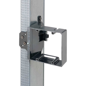 Arlington LVA2 Adjustable Depth Mounting Bracket, Dual Gang Image 4