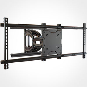 Crimson-AV RSA90 Robust Series Articulating Mount for 70-90 Inch TVs