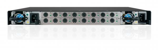 Adder dual redundant power supply - 16 port