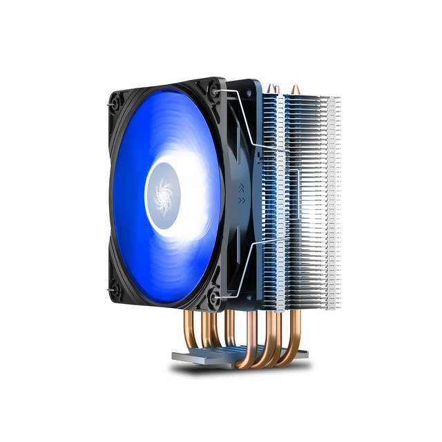 DEEPCOOL GGAMMAXX 400 V2 CPU Cooler, 120mm PWM Fan w/ LED