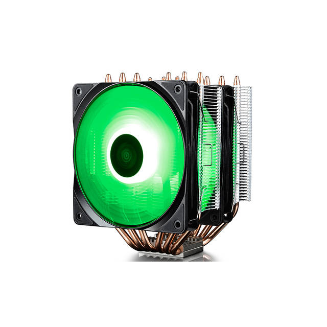 DEEPCOOL NEPTWIN RGB 120mm CPU Cooler for Intel & AMD