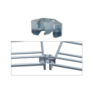 Quest Cable Tray Fast Lock, Zinc