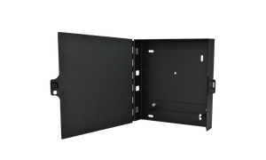 Techlogix Networx Fiber Wall-Box Enclosure - 1 Panel Slot
