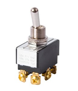 Gardner Bender DPST Toggle Switch, GSW-15