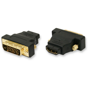 Quest HDMI 2.0 Adapter HDMI (F) To DVI-D(M) - FireFold