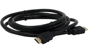 Techlogix Networx TL-SMPC-003 6' HDMI cable with attached DisplayPort adapter (4K compatible)