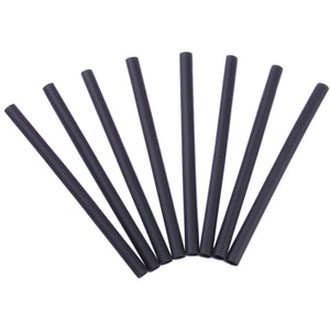 Gardner Bender 3/32 in. Black Polyolefin Heat Shrink Tubing (8-Pack), HST-093