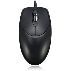 Adesso HC-3003US 3 Button Desktop Optical Scroll Mouse (USB)
