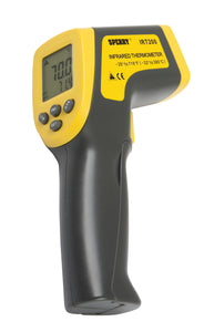 Sperry Instruments IRT200 Temp Check Gun Style Infrared Thermometer, 12:1 Distance to Spot Ratio , IRT200