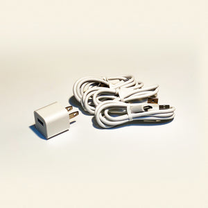 USBC 2.0 Charging Kit Bundle - Includes Three USBC 2.0 3ft Cables & USB Wall Charger