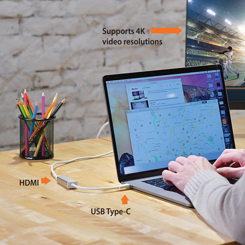 j5create USB Type-C to 4K HDMI Adapter