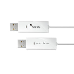 j5create JUC100 Wormhole Switch for Windows