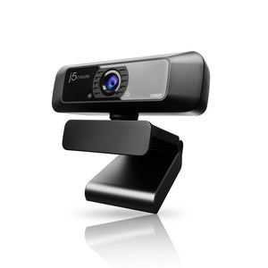 j5create 1080p USB™ HD Webcam with 360° Rotation (Model: JVCU100)