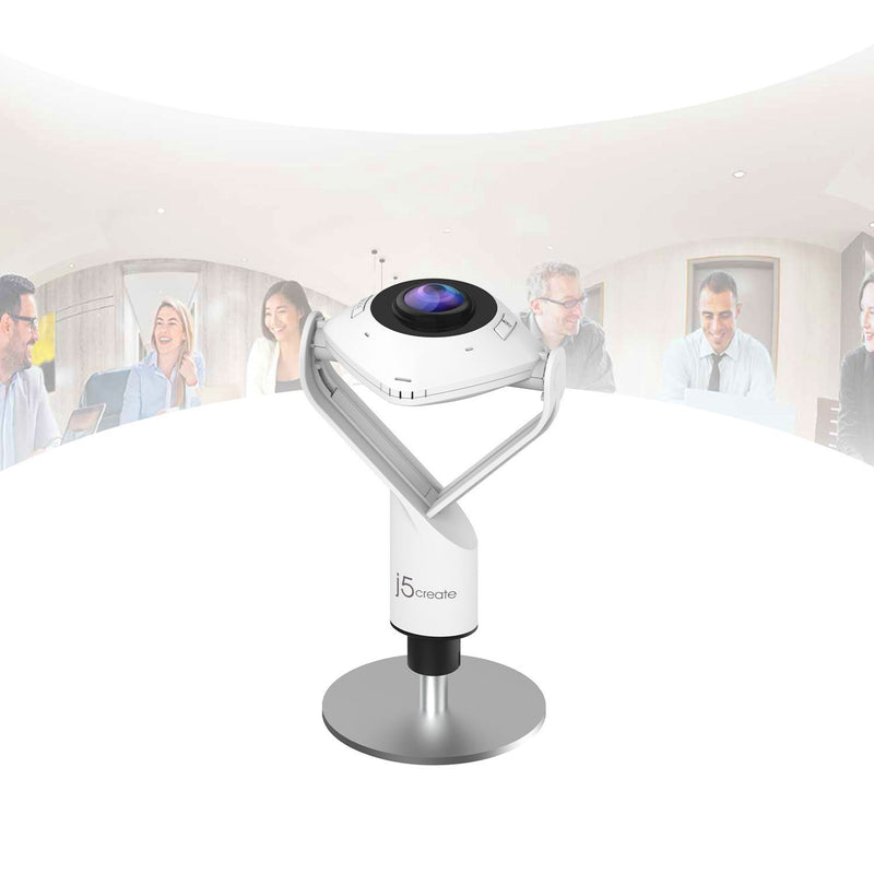 j5create360° All Around Webcam (Model: JVCU360)