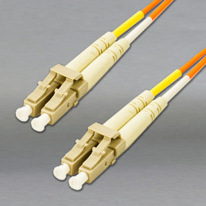 DINSpace LC/LC Multimode (62.5/125) Duplex Fiber Patch Cable