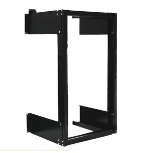 Nitrotel Swing Frame Rack 4 Post, 25U X 18