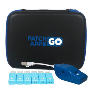 Quest Patch App & Go Network Tester