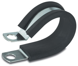 Gardner Bender 1 in. Rubber Insulated Metal Clamp (1-Pack), PPR-1600