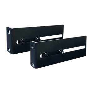 FORGE Vertical PDU mount brackets, set of 2, includes brackets, hardware, and screws