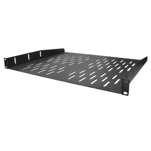 FORGE Universal Equipment Shelf with No Front Lip, Vented