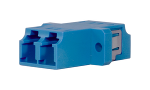 Techlogix Networx S2D-ADPT-LCLC Fiber optic coupler -- duplex single mode OS2 LC to LC coupler