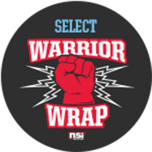 WarriorWrap Select Electrical Tape, 7mm - 10 Pack