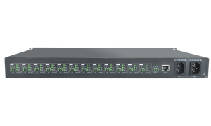 Techlogix Networx TL-RKPS-01 12 port rack-mount power hub