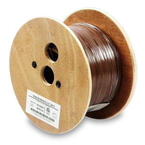 WaveNet 20/2 Thermostat Brown 500' Reel, UL