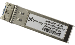 Techlogix Networx TL-10GSFPP-SM10K 10GBASE-LR SFP+ 1310nm 10km DOM Transceiver - Single Mode Fiber