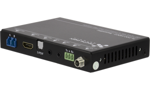 Techlogix Networx TL-FO2-HDC2 HDMI 2.0 & Control over Two Fiber Optic Cable Extender w/ARC