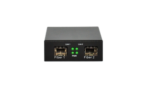 Techlogix Networx Fiber-based Media Converter - SFP to SFP