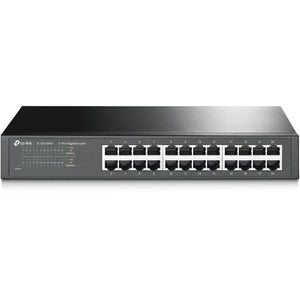 TP-Link TL-SG1024S 24-Port Gigabit Desktop/Rackmount Switch