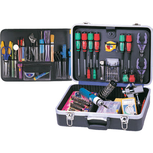 Quest 85PC Deluxe Field Service Kit