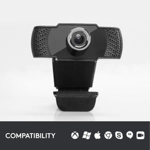 Ultimo 1080P USB Webcam