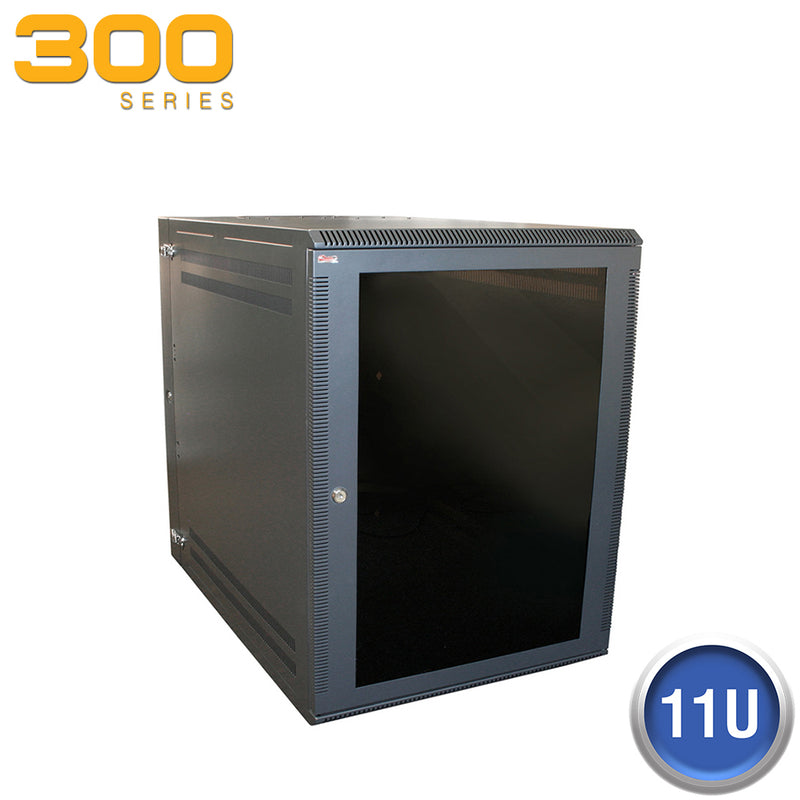 "Quest Wall Enclosure, Front/Rear Access - 300 Series (21""W X 24""D)"