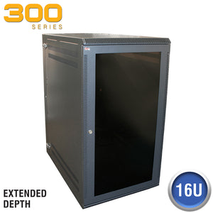 Quest Wall Enclosure, Front/Rear Access - 300 Series (21