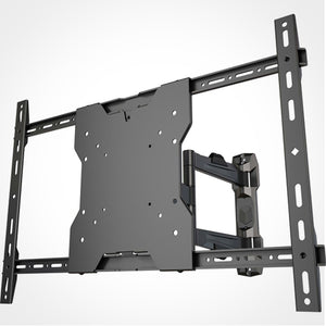 Crimson-AV AU65 Thinnest Articulating TV Bracket for 13-65 Inch Screens