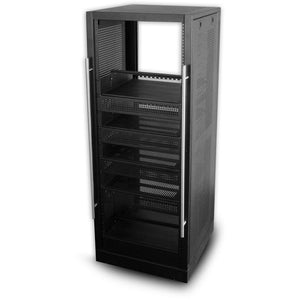 Quest HT6019-30-02 5ft 30U Home Theater Rack