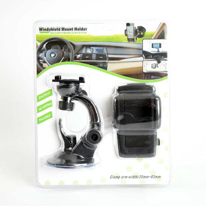 Windshield Mount in Package