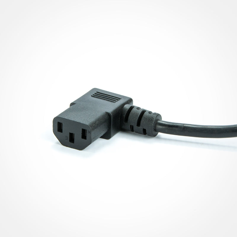 Vanco Right Angle Flat Panel TV Power Cord