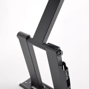 Middle Hinge on Single Stud TV Wall Mount