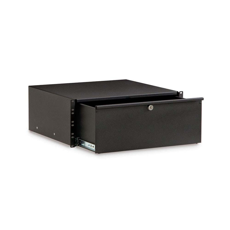 Kendall Howard 4 Unit (4U) Non-Vented Rack Drawer