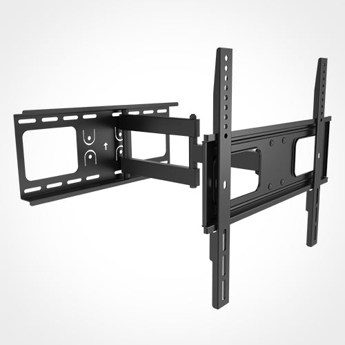 Rhino Brackets Articulating Curved and Flat Panel TV Wall Mount for 32-55 Inch Screens
