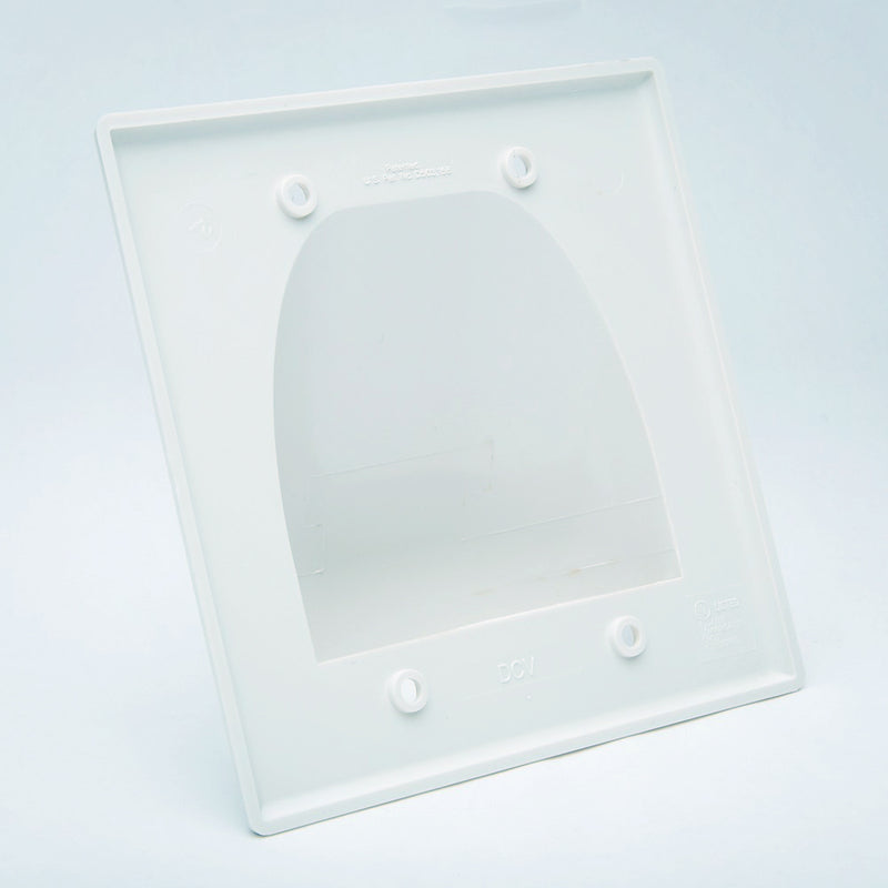 Vanco Bulk Cable Wall Plate