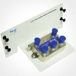 ICC Resi Video Module 2 GHz Splitter, 1x4
