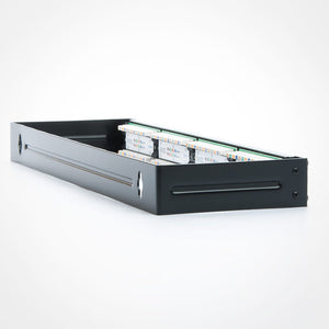 24 Port CAT5E Patch Panel with Bracket Image 4