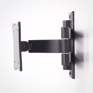 Monitor Mount Bracket - 13-23 Inch 33lb 3 Way Adjustable, Black Image 3 at FireFold.com