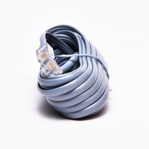 14ft RJ11 Telephone Cable - Straight Data