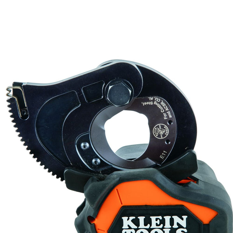 Klein Tools Battery-Operated EHS Closed-Jaw Cutter, 2 Ah - BAT20GD1